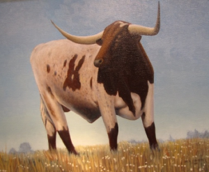 Mel Panter, Texas Longhorn