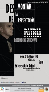 Ex Teresa invitation