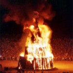Missing the Aggie Bonfire? Texas Woodfire Gathering May be Next Best Thing