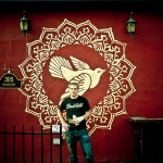 Shepard Fairey. (From the Dallas Contemporary site.)