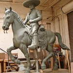 Fort Worth&#8217;s Home-Grown Vaquero-Sculpture-With-a-Pistol-Controversy Dies with a Whimper