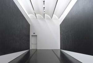 Richard Serra, Two Corner Cut: High Low, 2012, The Menil Collection. Photo © Hester + Hardaway Photographers Fayetteville, Texas