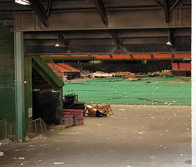 What I Saw When I Snuck Inside the Astrodome
