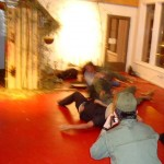 Vietnam War Re-Enactment at Houston's G Gallery Opening Interrupted by Real Brawl