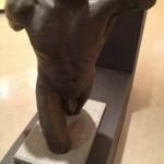 bronze nude heroic