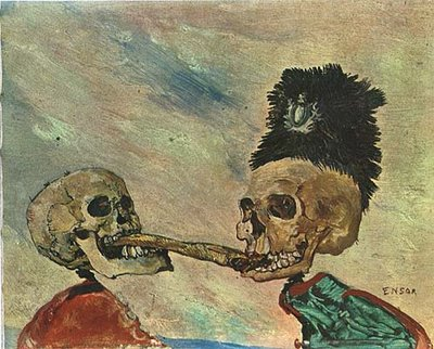 ensor skeletons
