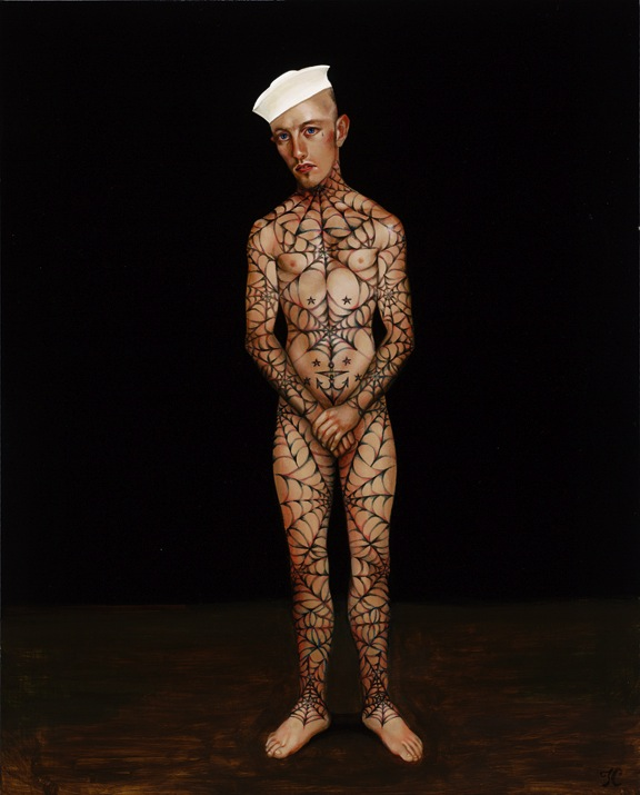 "Timothy Cummings, ""Tatoodle Hybrid,"" via the artist's website"