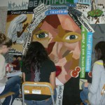 Houston Students Visualize a Tolerant Society; Unveil Mural at MOCAH