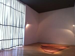 Intemperie, Installation view