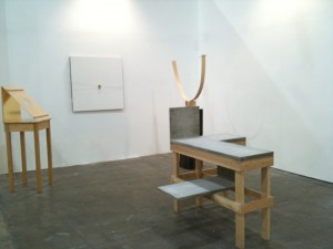 Diego Pérez, Installation View