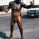 Isom's Art is her Sport: Monument to Heavyweight Jack Johnson to be Dedicated in Galveston