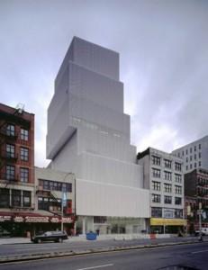 SANAA's New Museum in New York