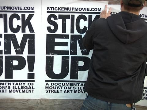 Houston Premiere: Stick 'Em Up!