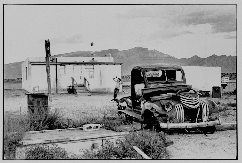 Llanito, New Mexico 1970