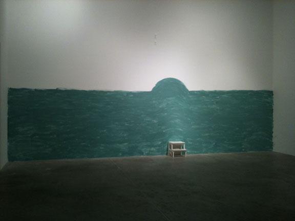 Jorge Macchi, My Wave,