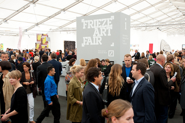 Frieze NY a Hit!