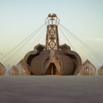 Singularity Transmission: Tower of Babel to be Rebuilt for Burning Man, by Texans!