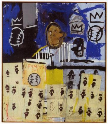 Basquiat CrownsBaseball_400