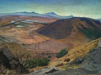 Dr. Atl, Landscape