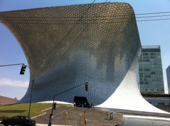 Museo Soumaya in Mexico City