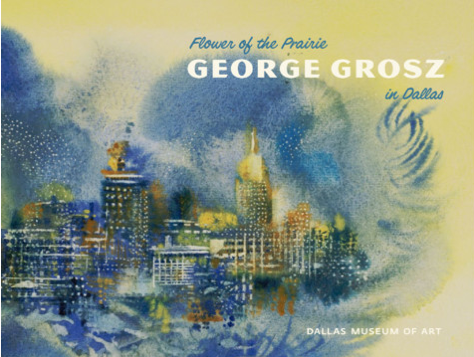 Flower of the iPad: Geroge Grosz in Dallas: DMA's First e-Catalog on iTunes