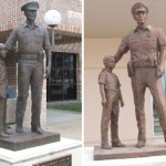 Seeing Double: Houston Sculptor Sues Over Big Statue Ripoff