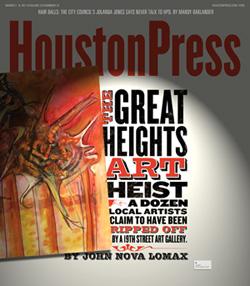 h gallery heist