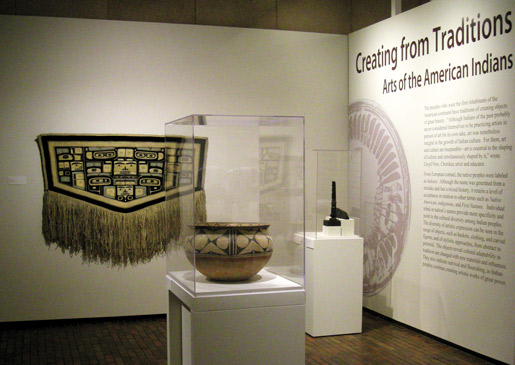 Refurbished Stark Museum Opens Native American Art Gallery in Orange