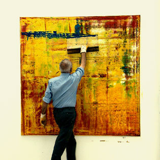 Watching Paint Dry with Gerhard Richter