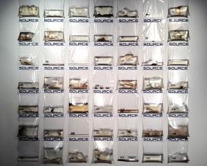 "Rachel/Daedalus Crist/Hoffman, ""Nameless Shapeless Borderless,"" installation at K Space Contemporary."