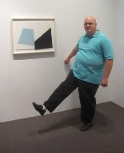 Robert Boyd's Gesture Illustrating Knee-Jerk Biennialism