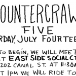 Countercrawl Five
