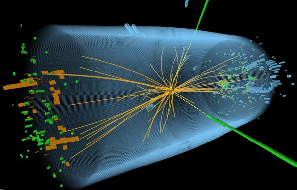 Higgs Boson Discovered: Immediate Impact on Texas Artworld Difficult to Explain Without Complex Mathematics