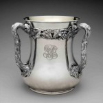 MFAH Gets $100K Silver Polishing Grant from IMLS;  UT Dress Conservators Get the Lead Out