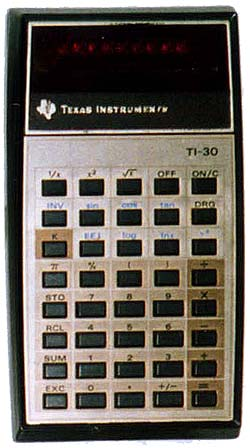 texas instruments calc