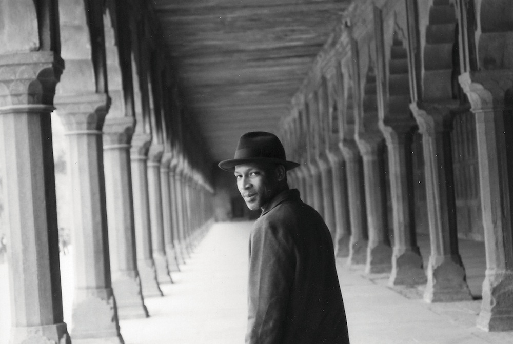 &quot;In the Corridor,&quot; photograph of Radcliffe Bailey by Victoria Rowell.