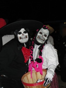 We were muertos before it was trendy.