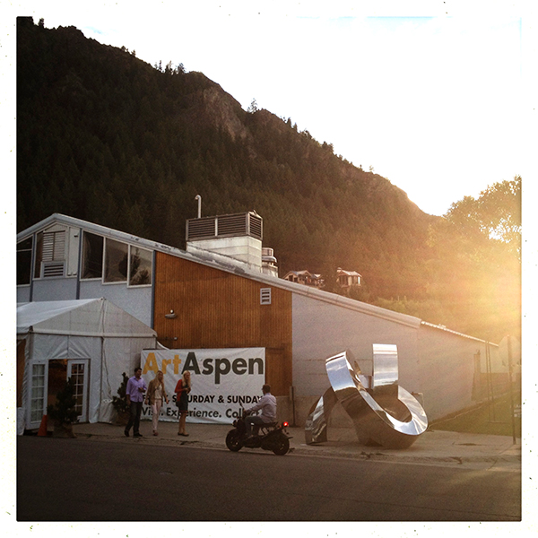 3rd annual Art Aspen preview party