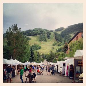 Aspen Art Festival, 2012