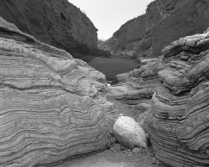 Canyon at Ernst Tinaja, 1988