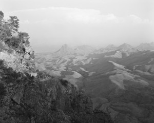 View From the South Rim, 1988