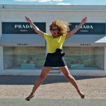New Photos from Beyoncé's road Trip to Marfa, the Dreamiest Town in West Texas