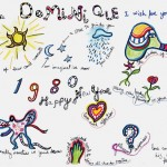 Dear John &amp; Dominique: Letters and Drawings from the Menil Archives