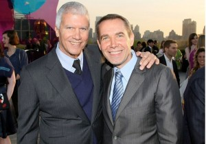 Sure, Koons is smiling NOW, but when he started, he looked like any other surly 20-something on the L to Williamsburg.