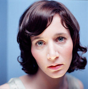 Miranda July has captured the hearts of every hipster in the country by simply looking as if she doesn't understand English.