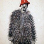 "Robert Pruitt, ""Stunning Like My Daddy,"" 2011