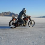 The Art of Speed: Coastal Bend Bonneville Connection