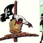 Will Eisner, René Goscinny & Albert Uderzo, Hergé