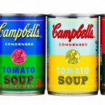 Life Imitates Art Imitating Life: Warhol-Inspired Soup Cans On Sale at Target