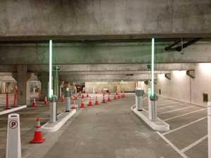 getty parking
